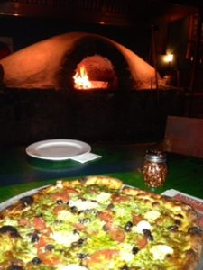 Pele Pizza at Flatbreads