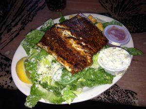 Paia Fish market Seafood Salad