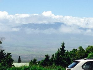 Upcountry Maui Views