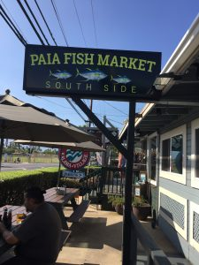 Paia Fish Market South Side