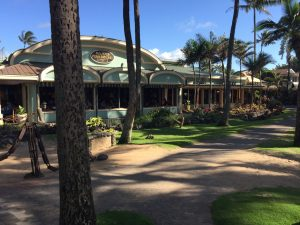 Mama's Fish House in Paia